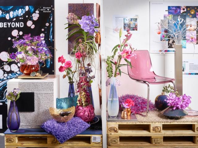 FDF-Floristik-Trends 2016 - Flowers in Fashion und Interieur - gundv.de